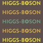 Higgs-Boson by Steve Hryniuk