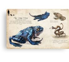 The Claw Frog Metal Print
