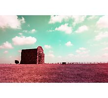 Candy my Castle Photographic Print