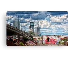 The Other View Canvas Print