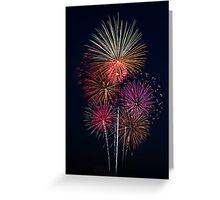 Sky Spectacle Greeting Card