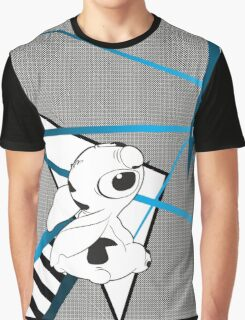 Retro Stitch Graphic T-Shirt