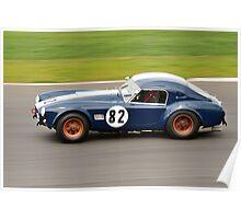 Mark Williams Cobra No 82 Poster