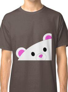 Shy teddy bear Classic T-Shirt