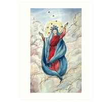 The Assumption of Mary Art Print