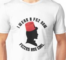 Doctor Who Fez Unisex T-Shirt