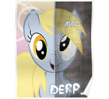 Two Sides - Derpy Poster