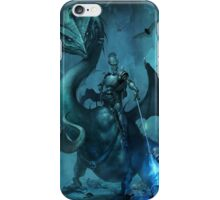 Dark knight iPhone Case/Skin