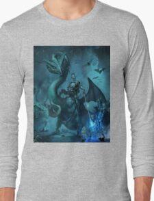 Dark knight Long Sleeve T-Shirt