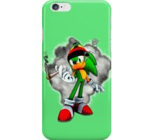 Chronic The Hedgehog iPhone Case/Skin