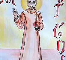 St. John of God by Gian