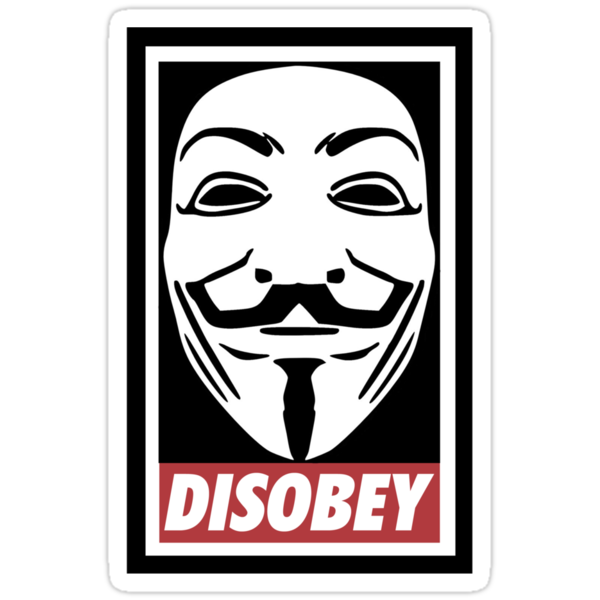Disobey Vendetta by ScottW93