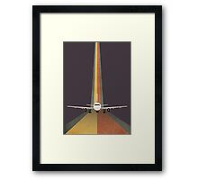 Take Off Framed Print