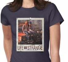 LiS - Max & Chloe Womens Fitted T-Shirt