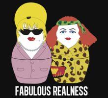 Fabulous Realness Black by newyorkshka