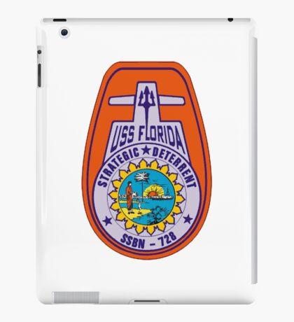 SSBN 728 USS Florida iPad Case/Skin