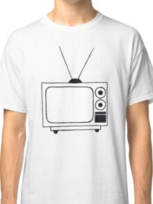 Old Television Classic T-Shirt