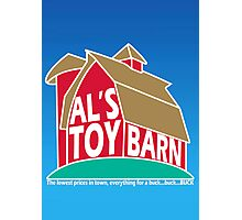 Al's Toy Barn Photographic Print