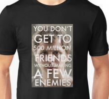 Alternate Universe Social Network Unisex T-Shirt