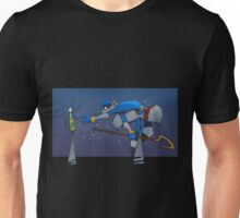 Sly's Clue Bottle Catastrophe Unisex T-Shirt