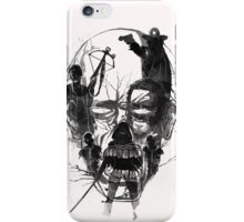 Dead Walker iPhone Case/Skin