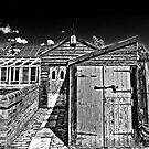 Beamish Pit Village (HDR) by Stephen Knowles