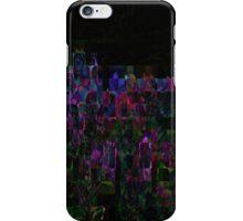 Black Floral iPhone Case iPhone Case/Skin
