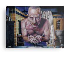 "Walter ""Heisenberg"" White Metal Print"