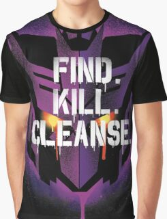 DJD - Find. Kill. Cleanse. Graphic T-Shirt