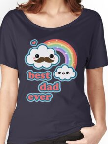 Cute Best Dad Ever Women's Relaxed Fit T-Shirt