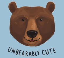 Unbearably Cute Baby Tee