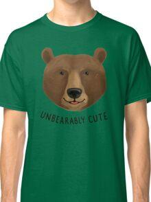 Unbearably Cute Classic T-Shirt