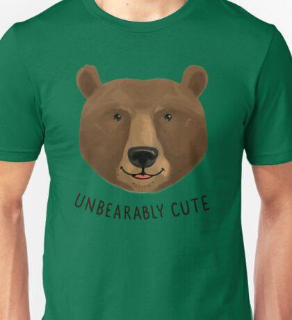 Unbearably Cute Unisex T-Shirt