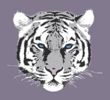 White Tiger Kids Tee