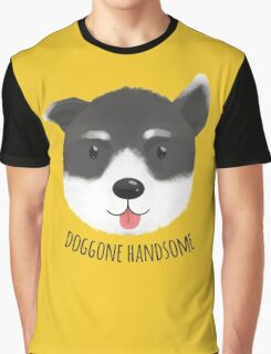 Doggone Handsome Graphic T-Shirt