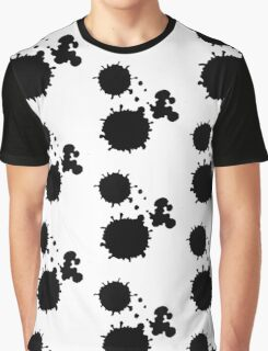 Ink Blot Graphic T-Shirt