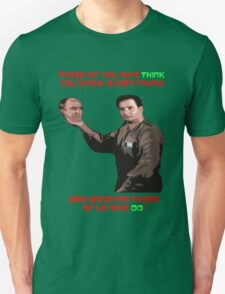 Red Dwarf 'Those of Us' T-Shirt