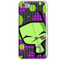 Happy Gir from Invader Zim fanart iPhone Case/Skin