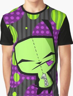 Happy Gir from Invader Zim fanart Graphic T-Shirt