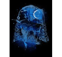 Death Skull Photographic Print