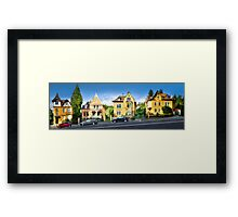 The Impossible Perspective Framed Print