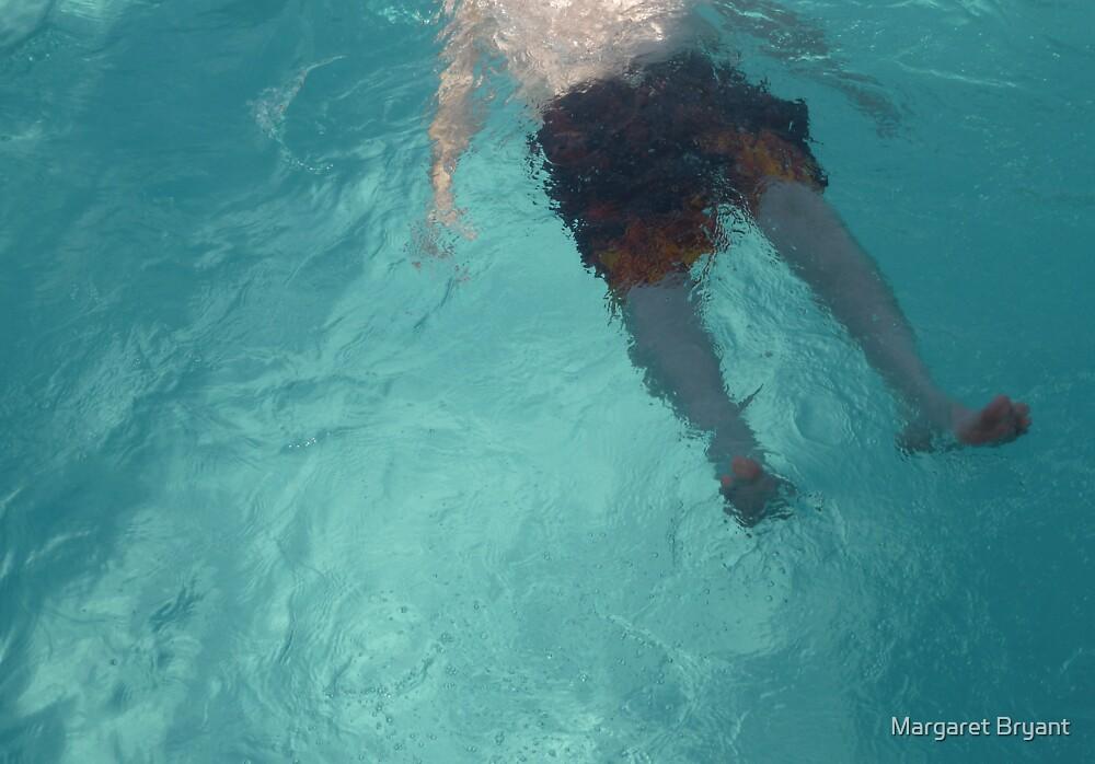 Pool Feet by Margaret Bryant