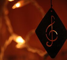 There's light in the music by Lyndsay Brown
