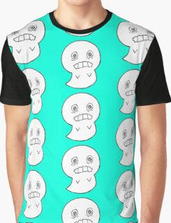 Anxiety Ghost Graphic T-Shirt