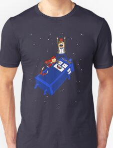 ADVENTURE TIME AND SPACE! T-Shirt