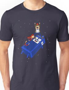 ADVENTURE TIME AND SPACE! Unisex T-Shirt