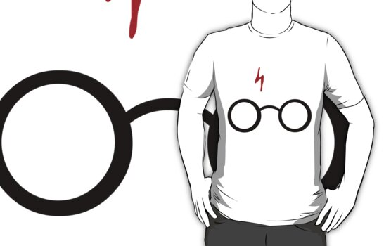 Harry Potter's Glasses by eraygakci