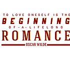 Oscar Wilde Quote #2 by missiemari