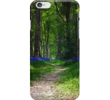 British nature at its best iPhone Case/Skin