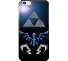 Skyward Sword iPhone Shield- Fi's theme iPhone Case/Skin
